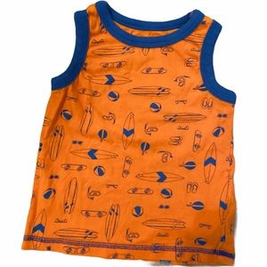 ✨3 for $30✨NEW Toddler Boys Tank Top 18-24months
